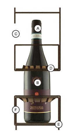 natpack spedizione sicura spaccato vini su wonelovers.shop vino italiano