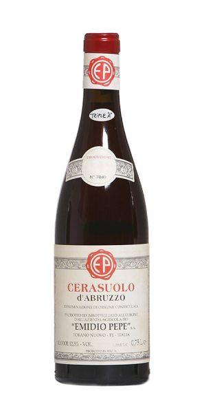 cerasuolo d'abruzzo docg Emidio Pepe autoctono tripleA triple A biologici in vendita i vini su winelovers.shop