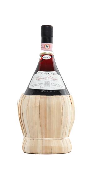 Chianti classico fiasco buonodonno su winelovers.shop
