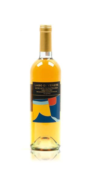 Moscato di pantellerie sicilia - lago di venere su winelover.shop