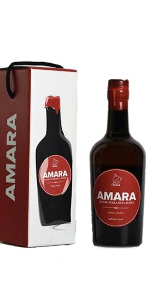 Amaro di arance di sicilia Amara- su winelvoers.shop